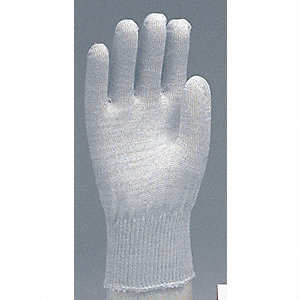 GLOVES ANTI-STC NYL STRING KNIT SM