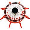SOS SINGLE UNIT RED  4 C BATT