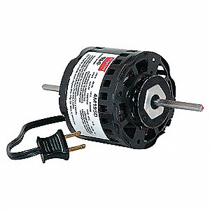 HVAC MOTOR,115V,RING,2 IN. L,AUTO