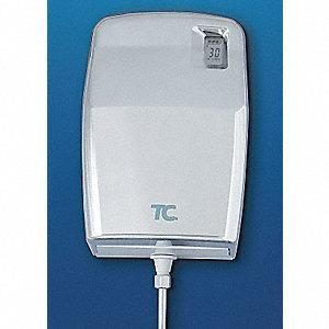 LCD DISP CHRME W/ 1-1/2IN CNNCTR KT