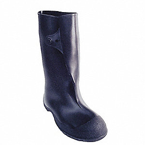 BOOTS KNEE 14IN CLEATED BLK XL