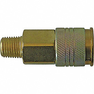 MALE AUTOMATIC COUPLER