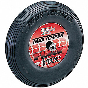 TIRE FLAT FREE TIRE FOR 3/4 AXLE