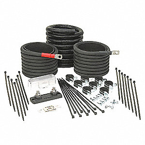 45A/70A CHARGR KIT-PLUG+PLAY-2 FEET