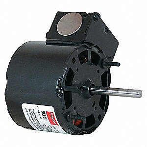 HVAC MOTOR,0.5A,SLEEVE,2 IN. L,AUTO