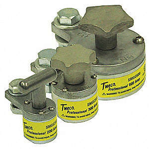 GROUND CLAMP MAGNETIC 200AMP