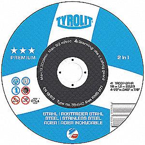 WHEEL CUTOFF 6X.045X7/8 ST/SS