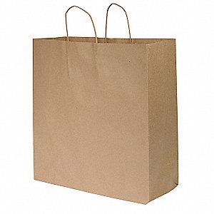 GRAINGER APPROVED Shopping BagStandardPaperOpenPK200