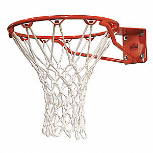 Basketball Gorilla Rim, Includes Net and Mounting Hardware