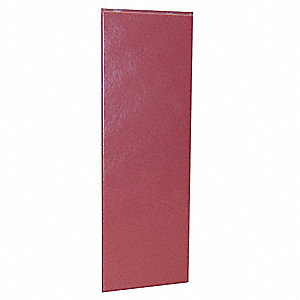 Red Polyurethane Foam Wall Padding