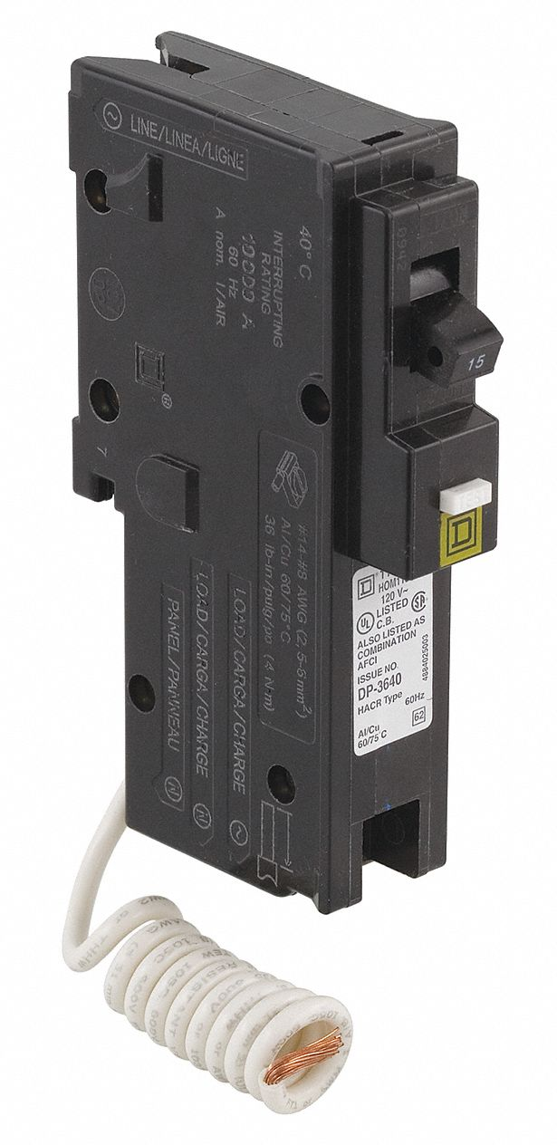 Plug In Miniature Circuit Breakers