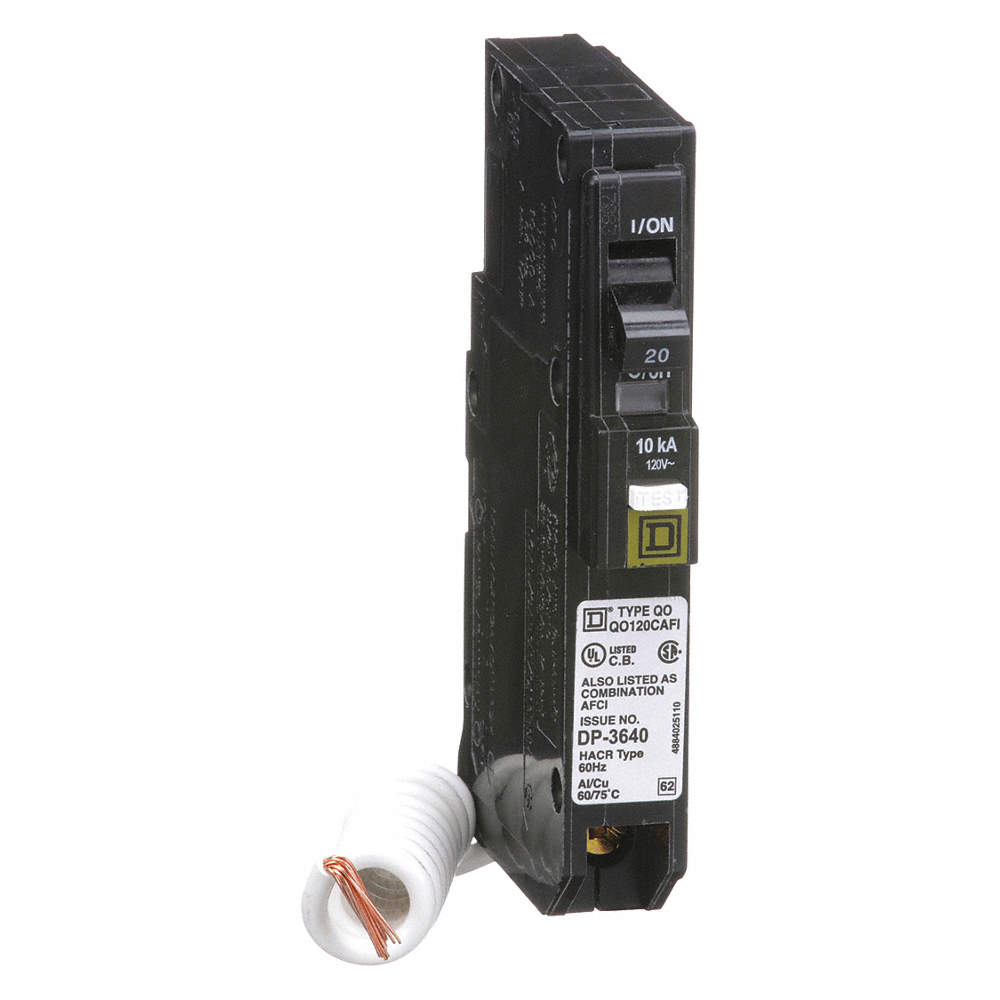 Square D Plug In Circuit Breaker Qo Number Of Poles 1 20 Amps Arc Fault Interrupters Afcis Zoom Out Reset Put Photo At Full Then Double Click