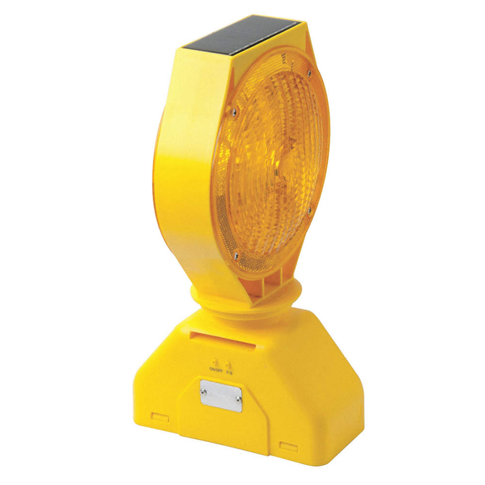 Grainger Roved Solar Barricade Light