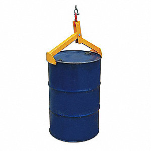Salvage Drum Lifter,Cap 1000 Lb