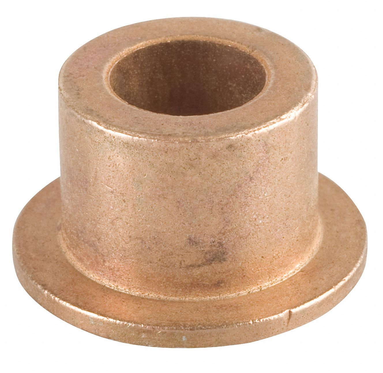 3//16 Inside x 5//16 Outside Diam Oil Impregnated Bronze SAE-841 Flanged Sleeve Bearing pack of 200
