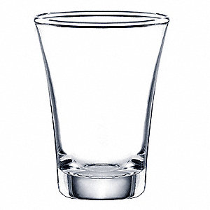 Shooter Shot Glass,2-3/4 Oz,PK72