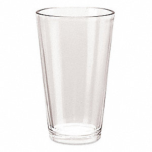 Mixing Glass,16 Oz,PK24