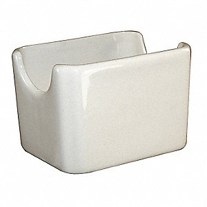 Sugar Packet Holder,American White,PK36