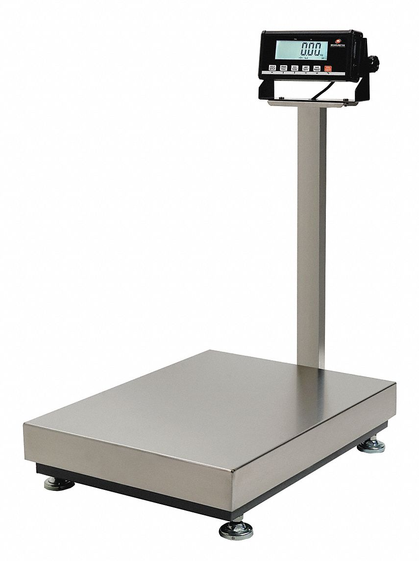 Bench Scale,  LCD Scale Display,  Weighing Units g, lb