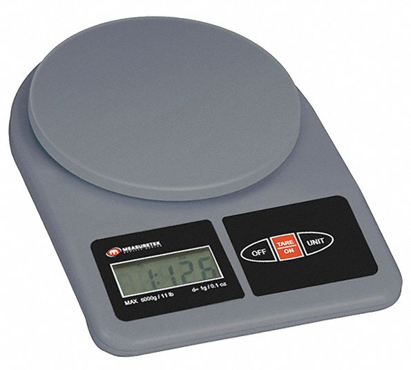 Bench Scale,  LCD Scale Display,  Weighing Units g, oz