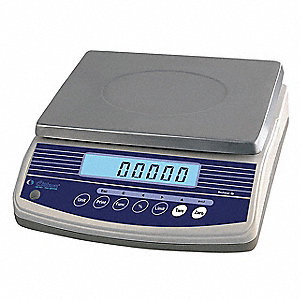 15kg/33 lb. Digital LCD Compact Bench Scale