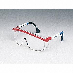 52cd9dd3bccb HONEYWELL UVEX EYEWEAR ASTROSPEC 3000 BLK FRM GY X - Safety Glasses ...