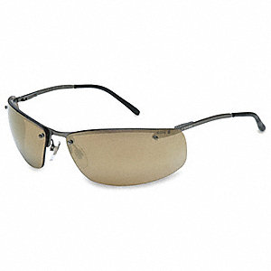 SAFETY-GLASSES SLATE GUNMTL CLUVXTR