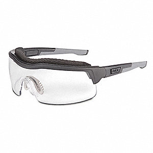 GLASSES EXTREMEPRO BLK CL DURA