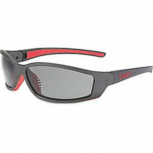 UVEX SOLARPRO GRY/RED GRY POLAR HC