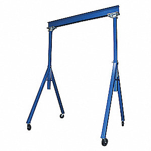 CRANE GANTRY STEEL 15 L 8 6 -14 4K