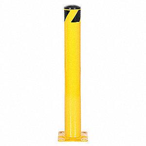 BOLLARD GUARD STEEL SAFETY 4.5 X 36