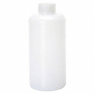 BOTTLE NARROW MOUTH LDPE 32 OZ