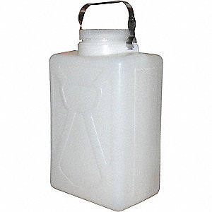 CARBOY STAINLESS STEEL HANDLE 2 GAL
