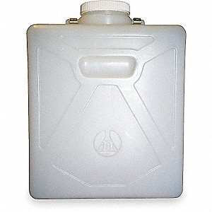 CARBOY STAINLESS STEEL HANDLE 5 GAL