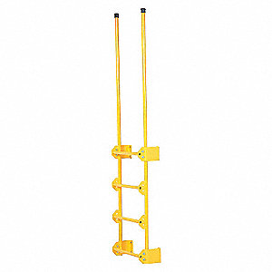 LADDER DOCK 4 RUNG OVERALL HT 90IN