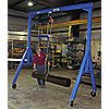 CRANE GANTRY STL FIXED 15FT H 4000