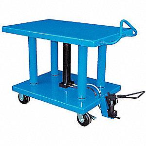 TABLE POST HYDRAULIC 24 X 36