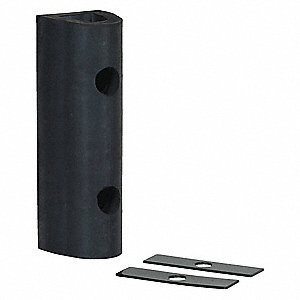 BUMPER EXTRUDED RUBBER 12 X 4
