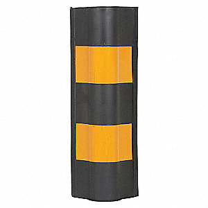 PROTECTOR CORNER MOLDED RUBBER 20IN