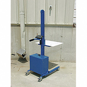 LIFT PORTABLE POWERED STEEL 125 LB