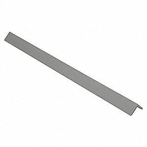 GUARD CORNER PVC W/ALUM 3X3 BEIGE