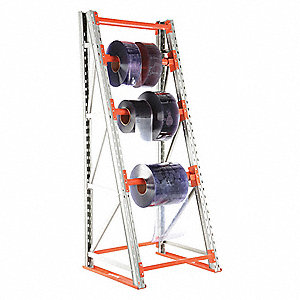 RACK REEL STORAGE 98.5X39.5X36 3 AXLES