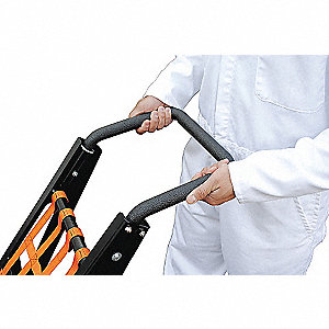 Hand Truck,660 lbs.,8-1/2 in.x19 in.