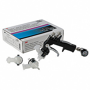 10 cfm @ 20 psi HVLP Spray Gun&#x3b; For Use With 3M PPS System