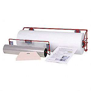 "100 ft. x 18"" Adhesive Back Film Dirt Trap Protection System Intro Kit, Clear"