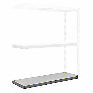 "Shelf,36"" D,96"" W,Laminate Deck"