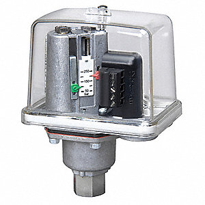 Pressure Switch,203 to 3625 psi,Diaphrgm