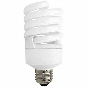"5"" Soft White T3 Screw-In CFL, 23 Watts, 1500 Lumens"