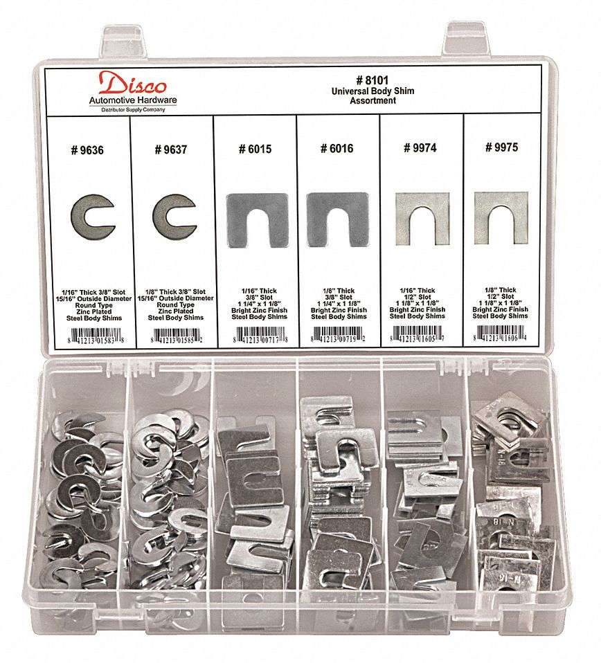 Shim Stock Assortments