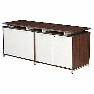 Double Storage Cabinet, OneDesk, Java
